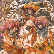 Baroness - Gold & Grey - 2x LP Colored Vinyl