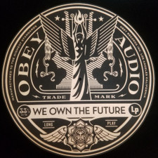 Obey Records - We Own The Future - Single Slipmat