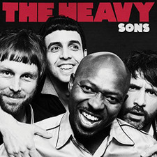 The Heavy - Sons - LP Vinyl+7""