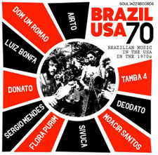 Various Artists - Brazil USA 70: Brazillain Music In The USA In The 1970s - 2x LP Vinyl