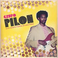 Grupo Pilon - Leite Quente Funana De Cabo Verde - LP Vinyl