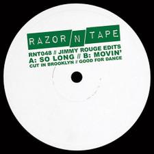 """Jimmy Rouge - Edits - 12"""" Vinyl"""