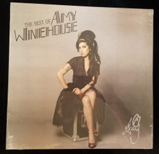 Amy Winehouse - The Best Of - LP Vinyl