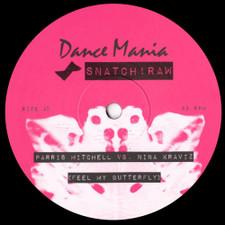 "Parris Mitchell vs. Nina Kraviz - Feel My Butterfly - 12"" Vinyl"