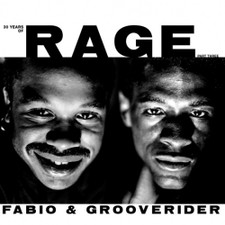Fabio & Grooverider - 30 Years Of Rage Pt. 3 - 2x LP Vinyl