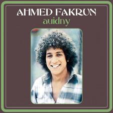 """Ahmed Fakrun - Auidny - 7"""" Vinyl"""