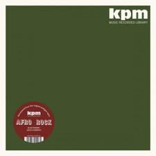 Alan Parker / John Cameron - Afro Rock - LP Vinyl