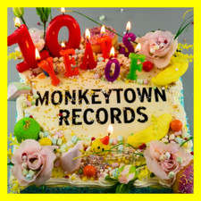 Various Artists - 10 Years Of Monkeytown Records - 2x LP Vinyl