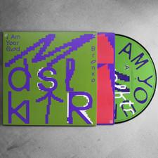 "Modeselektor - I Am Your God / Bronko - 12"" Picture Disc Vinyl"
