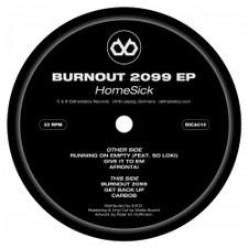 "Homesick - Burnout 2099 Ep - 12"" Vinyl"