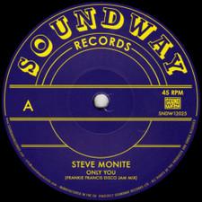 "Steve Monite / Tabu Ley Rochereau - Only You / Hafi Deo - 12"" Vinyl"
