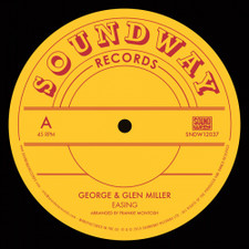 "George & Glen Miller - Easing - 12"" Vinyl"