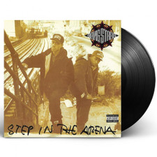 Gang Starr - Step In The Arena - 2x LP Vinyl