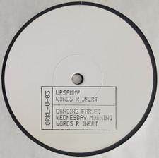 "Upsammy - Words R Inert - 12"" Vinyl"