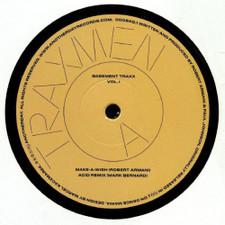 "Traxmen - Basement Traxx Vol. 1 - 12"" Vinyl"