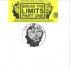 "Break The Limits - Vol. 1 - 12"" Vinyl"