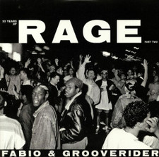 Fabio & Grooverider - 30 Years Of Rage Pt. 2 - 2x LP Vinyl