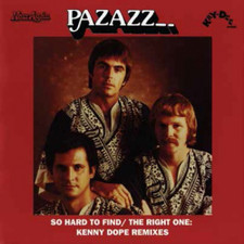 "Pazazz - So Hard To Find - 7"" Vinyl"