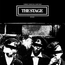 """Curren$y x Smoke DZA x Harry Fraud - The Stage - 12"""" Colored Vinyl"""