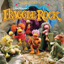 The Fraggles - The Best Of Jim Henson's Fraggle Rock - LP Colored Vinyl