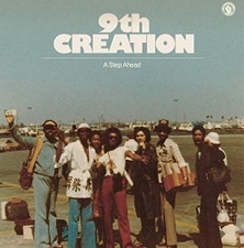 9th Creation - A Step Ahead - LP Vinyl