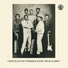 "Chocolate Buttermilk Band - Head Games / No Way - 7"" Vinyl"