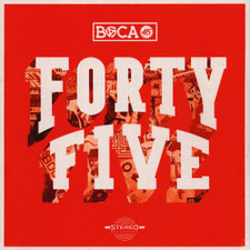 Boca 45 - Forty Five - LP Vinyl