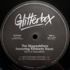 "The Shapeshifters - Life Is A Dancefloor - 12"" Vinyl"