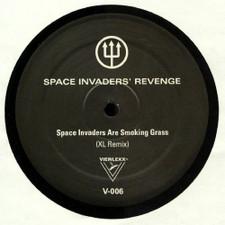 """I-f - Space Invaders' Revenge - 12"""" Vinyl"""