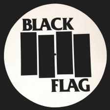 Black Flag - Bars Logo - Single Slipmat