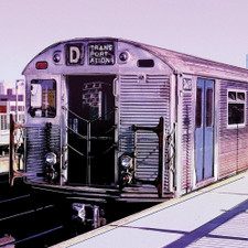 Your Old Droog - Transportation - 2x LP Vinyl