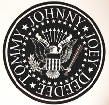 Ramones - Logo - Single Slipmat