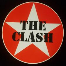 The Clash - Star Logo - Single Slipmat