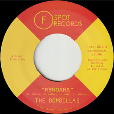 "The Bombillas - Rewoana - 7"" Vinyl"