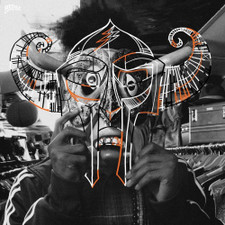 "MF Doom x Damu The Fudgemunk - Coco Mango - 7"" Vinyl"