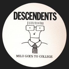The Descendents - Milo Goes To College - Single Slipmat