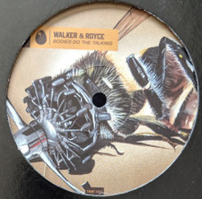 "Walker & Royce - Bodies Do The Talking - 12"" Vinyl"