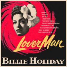 Billie Holiday - Lover Man - LP Vinyl