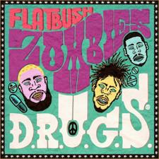 Flatbush Zombies - D.R.U.G.S. - 2x LP Vinyl