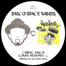 "Disco Space Babies / Sylvester - Cosmic Disco / Dance (Louie Vega Remixes) - 12"" Vinyl"