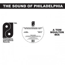 "Tom Moulton - Philadelphia International Classics: The Tom Moulton Remixes Pt. 1 - 2x 12"" Vinyl"