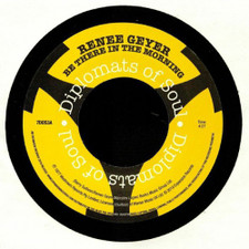 """Renee Geyer - Be There In The Morning - 7"""" Vinyl"""