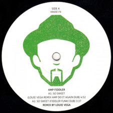 "Amp Fiddler / Professor - So Sweet / Unobenga - 12"" Vinyl"