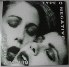 Type O Negative - Bloody Kisses - 2x LP Colored Vinyl