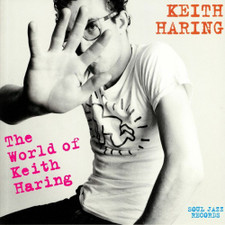 Keith Haring - The World Of.. (Influences + Connections) - 3x LP Vinyl