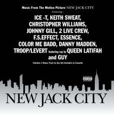Various Artists - New Jack City (Music From The Motion Picture) - LP Vinyl