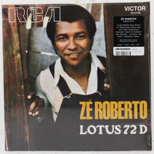 """Ze Roberto - Lotus 72 D - 7"""" Vinyl"""