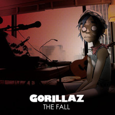 Gorillaz - The Fall - LP Vinyl