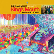 The Flaming Lips - King's Mouth (Music And Songs) - LP Vinyl