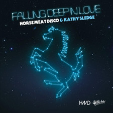 "Horse Meat Disco - Falling Deep In Love - 12"" Vinyl"
